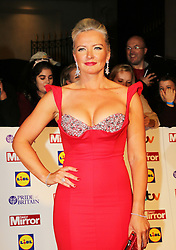 © Licensed to London News Pictures. 07/10/2013, UK. Michelle MONE,  Pride of Britain Awards, Grosvenor House Hotel, London UK, 07 October 2013. Photo credit : Richard Goldschmidt/Piqtured/LNP