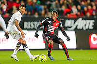 Habib HABIBOU  - 25.01.2015 - Rennes / Caen  - 22eme journee de Ligue1<br /> Photo : Vincent Michel / Icon Sport *** Local Caption ***
