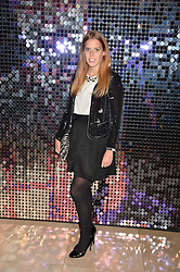 PRINCESS BEATRICE OF YORK at a private view of Isabella Blow: Fashion Galore! held at Somerset House, London on 19th November 2013.