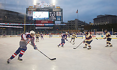 OHL Outdoor Doubleheader
