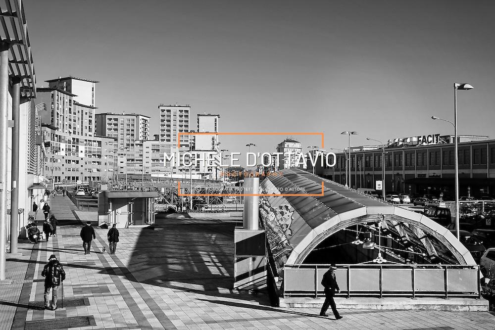 Quartiere Spina 4, Torino 2016