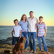 Callan Family Portraiture Windansea 2018
