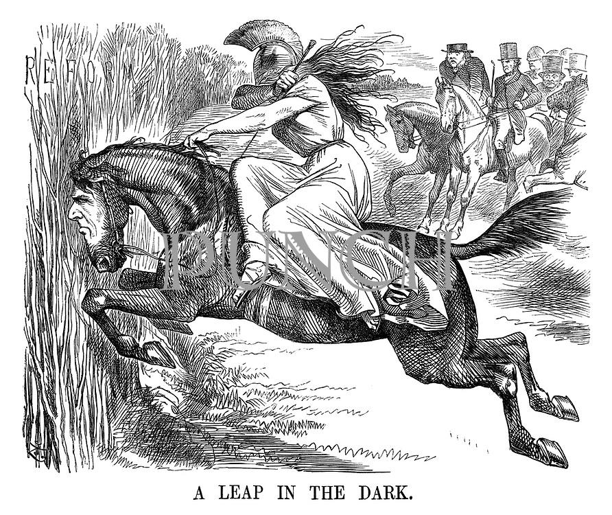 A Leap In The Dark.