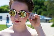 Kaitlyn Dever at Coachella 2015