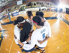 2017 A&T Volleyball vs Campbell