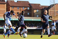 Liam Sercombe of Bristol Rovers shoots at goal - Mandatory by-line: Richard Calver/JMP - 05/05/2018 - FOOTBALL - Roots Hall - Southend-on-Sea, England - Southend United v Bristol Rovers - Sky Bet League One