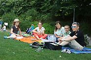 Picknick im Luisenpark