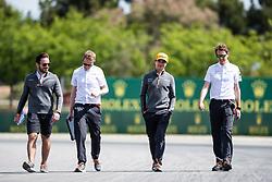 May 9, 2019 - Barcelona, BARCELONA, SPAIN - BARCELONA, SPAIN, 9 May 2019, Circuit de Barcelona Catalunya; Lando Norris driver of McLaren Racing Limited at Circuit de Barcelona Catalunya (Credit Image: © AFP7 via ZUMA Wire)