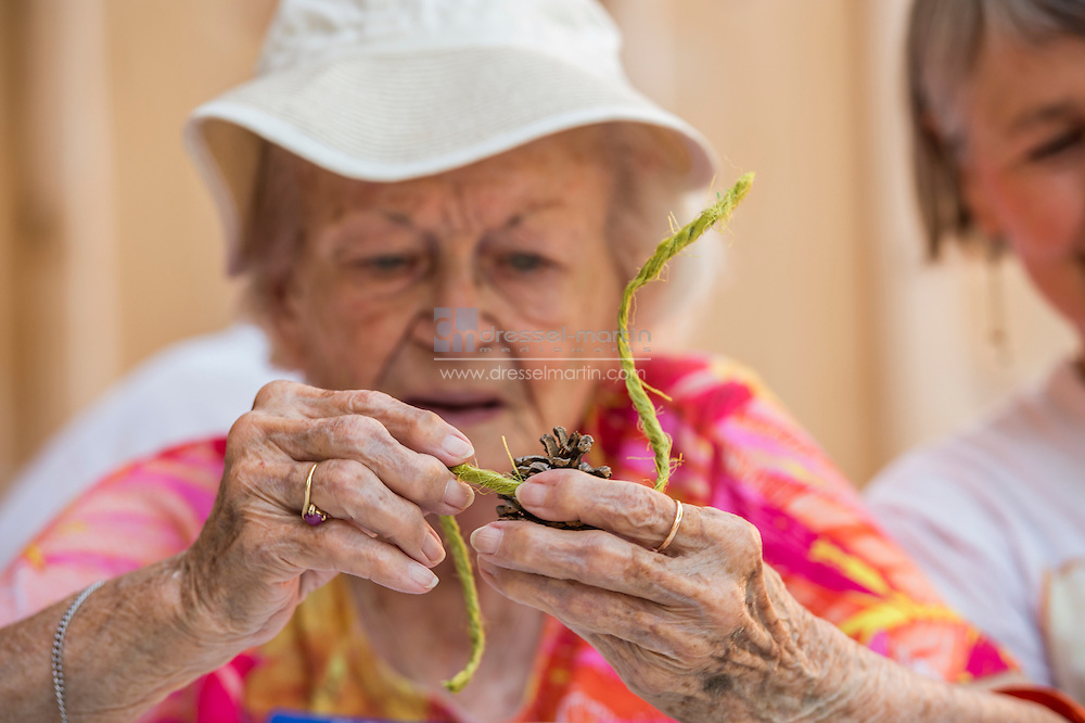 chatfield horticulture therapy