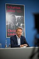 DEU, Deutschland, Germany, Berlin, 19.10.2017: FDP-Parteichef Christian Lindner bei der Vorstellung seines Buchs Schattenjahre. Die Rückkehr des politischen Liberalismus.