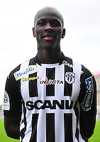 Lamine Mohamed YATTARA - 30.09.2013 - Photo Officielle - Angers<br /> Photo : Philippe Le Brech / Icon Sport