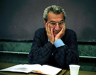 Toni Negri all'universita' La Sapienza