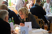 Matinee at the Grosses Festpielhaus followed by lunch at Schloss Aigen.  Amadeus Weekend. Salzburg. 23 August 2008.  *** Local Caption *** -DO NOT ARCHIVE-© Copyright Photograph by Dafydd Jones. 248 Clapham Rd. London SW9 0PZ. Tel 0207 820 0771. www.dafjones.com.