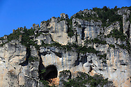 23/08/13 - CAUSSE MEJEAN - LOZERE - Parc National des Grands Causses - FRANCE - Photo Jerome CHABANNE