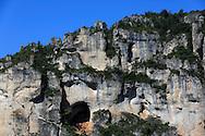 23/08/13 - CAUSSE MEJEAN - LOZERE - Parc National des Grands Causses - FRANCE - Photo Jerome CHABANNE