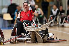2013 Coupe De France Wheelchair Rugby, Paris, France