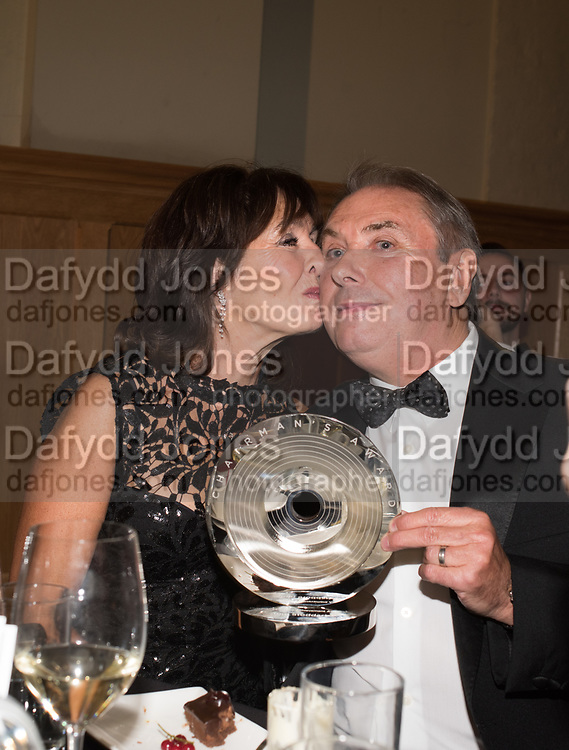 AILSA STODDART; TOM STODDART, 2018 UK Picture Editors Guild Awards in Association with Sutterstock. Honourable Artillery Company Headquarters, London. 26 March 2019