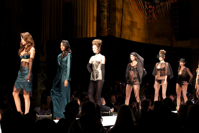 7 Bar Lingerie Event at Cipriani