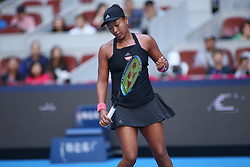 October 9, 2018 - Beijing, Beijing, China - Beijing,CHINA-Professional tennis player Anastasija Sevastova defeats Naomi Osaka 2-0 at the final of 2018 China Open in Beijing, China, October 6th, 2018. (Credit Image: © SIPA Asia via ZUMA Wire)