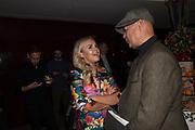 TALLIA STORM,; MICHAEL ROBERTSSicily Lifestyle and Michael Roberts Host a film screening of  Sicily My Love. Bulgari Hotel, 20 March 2018