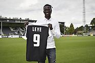 Mbaye Leye joins KAS Eupen - 16 Aug 2017