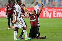 Milano - 21.08.16 - Serie A 1a giornata  -  MILAN-TORINO   - nella foto: Carlos Bacca  - Milan