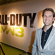 NLD/Amsterdam/20111107- Lancering Call of Duty MW3, Bas Muijs