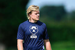 Dan Thomas in action during week 1 of Bristol Bears pre-season training ahead of the 19/20 Gallagher Premiership season - Rogan/JMP - 03/07/2019 - RUGBY UNION - Clifton Rugby Club - Bristol, England.
