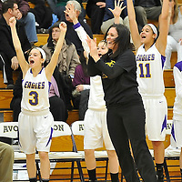 1.19.2012 Avon Lake at Avon Girls Varsity Basketball