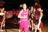 February 19, 2015: The Rogers State University Hillcats play against the Oklahoma Christian University Lady Eagles in the Eagles Nest on the campus of Oklahoma Christian University.