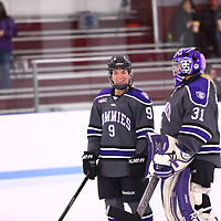 Women's Ice Hockey: Augsburg University Auggies vs. University of St. Thomas (Minnesota) Tommies