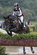 MANOR MISSILE ridden by Charlotte Brear at Bramham International Horse Trials 2016 at  at Bramham Park, Bramham, United Kingdom on 11 June 2016. Photo by Mark P Doherty.