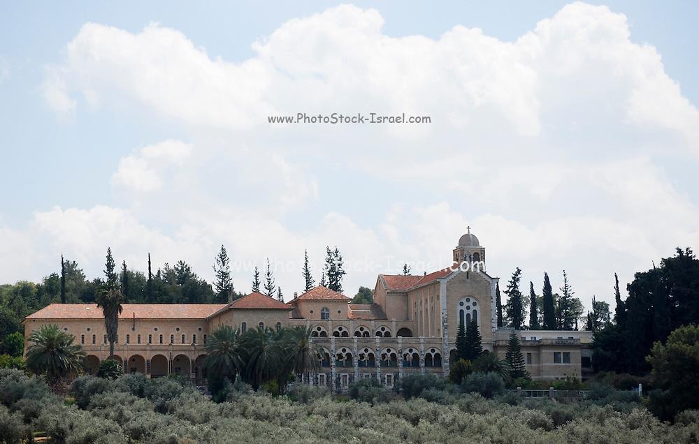 Israel, Latron monastery.