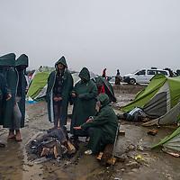 10 Idomeni Refugee Camp
