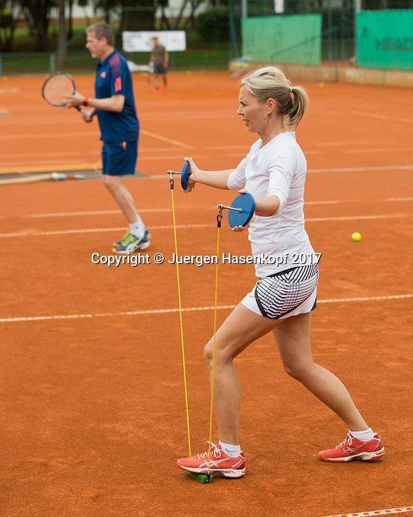 Zischka Tennis Camp Umag  2017<br /> <br /> travel - Zischka Tennis Camp Umag -  -  Melia Coral Hotel - Umag -  - Croatia  - 10 May 2017. <br /> © Juergen Hasenkopf