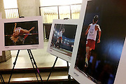Warsaw, Poland - 2016 December 08: Photoexhibition exposed while Days of Business in Sport at The Warsaw School of Economics on December 08, 2016 in Warsaw, Poland.<br /> <br /> Adam Nurkiewicz declares that he has no rights to the image of people at the photographs of his authorship.<br /> <br /> Picture also available in RAW (NEF) or TIFF format on special request.<br /> <br /> Any editorial, commercial or promotional use requires written permission from the author of image.<br /> <br /> Mandatory credit:<br /> Photo by &copy; Adam Nurkiewicz / Mediasport