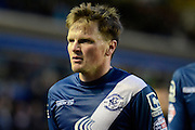 Birmingham City midfielder and goalscorer Stephen Gleeson during the Sky Bet Championship match between Birmingham City and Middlesbrough at St Andrews, Birmingham, England on 29 April 2016. Photo by Alan Franklin.