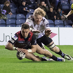 Edinburgh Rugby v Zebre | Pro12 | 1 April 2016