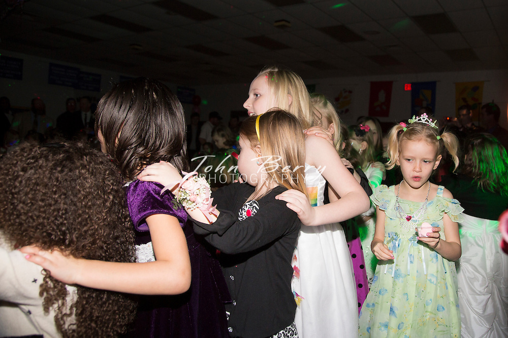 February 07, 2014.  Madison Primary School.  Princess Ball 2014.