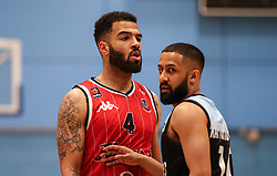 Lewis Champion of Bristol Flyers - Photo mandatory by-line: Arron Gent/JMP - 28/04/2019 - BASKETBALL - Surrey Sports Park - Guildford, England - Surrey Scorchers v Bristol Flyers - British Basketball League Championship