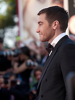 Jake Gyllenhaal at the premiere of the film Nocturnal Animals at the 73rd Venice Film Festival, Sala Grande on Friday September 2nd 2016, Venice Lido, Italy.