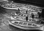 life Boats from the Titanic 1912