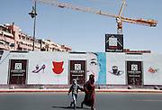 MAROC, Marrakesh: la ville nouvelle Morocco