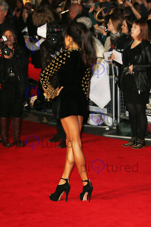 Jade Ewen, Thor: The Dark World - World film premiere, Odeon Leicester Square, London UK, 22 October 2013, Photo by Richard Goldschmidt)