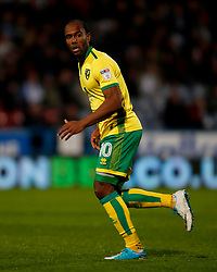 Cameron Jerome of Norwich City - Mandatory by-line: Matt McNulty/JMP - 05/04/2017 - FOOTBALL - The John Smith's Stadium - Huddersfield, England - Huddersfield Town v Norwich City - Sky Bet Championship
