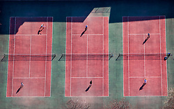 Sporting infrastructure shoot. Photo: Anthony Charlton