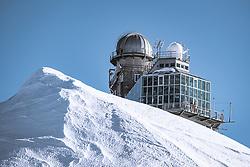 15.01.2020, Jungfraujoch, Wengen, SUI, FIS Weltcup Ski Alpin, Sightseeing Tour, im Bild Jungfraujoch (3.466 m) // Jungfraujoch during a sightseeing tour of FIS ski alpine world cup at the Jungfraujoch in Wengen, Switzerland on 2020/01/15. EXPA Pictures © 2020, PhotoCredit: EXPA/ Johann Groder