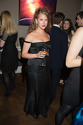 FREYA WOOD at the Tatler Little Black Book Party at Home House Member's Club, Portman Square, London supported by CARAT on 11th November 2015.