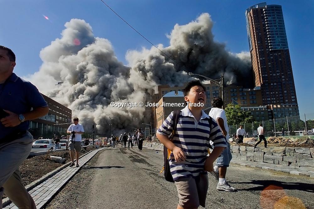 9/11 terrorist attacks essay 911 terrorism and ems term paper //wwwpaperduecom/essay/911-terrorism after a major traumatic event like the terrorist attacks on the twin.
