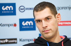 Nenad Bilbija at training camp of Slovenian Handball National team before World Cup 2013 in Spain, on December 28, 2012 in Hotel Dobrava, Zrece, Slovenia. (Photo By Vid Ponikvar / Sportida.com)